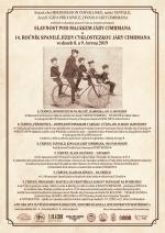 Plakát Slavnosti Járy Cimrmana 2019