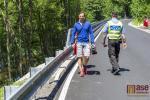 Slavnostně otevřeli opravenou silnici mezi Tanvaldem a Albrechticemi