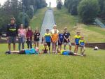 Desenští skokané na stupních vítězů 31. ročníku Beskydského turné
