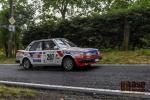 Rychlostní zkoušky Rally Bohemia 2019 v okolí Jablonce