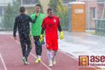 Přátelské přípravné utkání FK Velké Hamry - FK Jablonec B