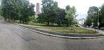 Obnovený park Pod Baštou v Jablonci