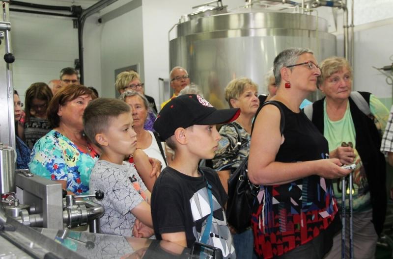 Den otevřených sudů v areálu jablonecké firmy Kitl