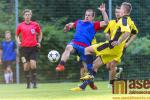 Přátelské utkání Albrechtice - Desná