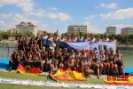 České dračí lodě na 18. mistrovství Evropy klubových posádek