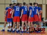 Přípravné utkání reprezentačního týmu volejbalistů Česka proti Slovensku