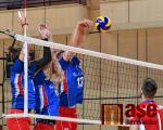 V Jablonci se opět hrál reprezentační volejbal
