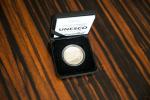 Na slavnostním křtu představili minci s motivem vily Tugendhat
