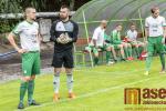 Divizní utkání FK Velké Hamry - FC Hlinsko