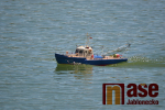 Lodní modeláři z Jablonce startovali na mistrovství světa v Maďarsku