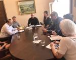 Podepsání Memoranda o spolupráci mezi statutárním městem Jablonec a Odborem pro sociální začleňování Úřadu vlády ČR