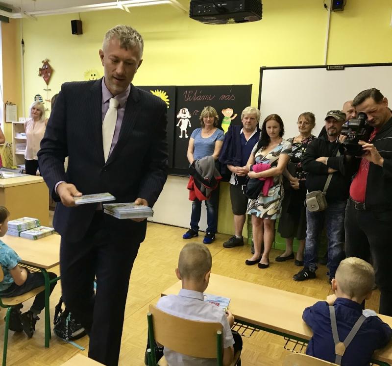 Zahájení školního roku v ZŠ Pasířská Jablonec