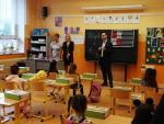 Zahájení školního roku v ZŠ 5. května Jablonec