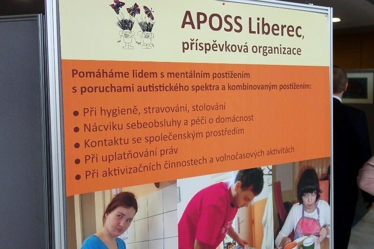 Výstava k 50. výročí založení organizace APOSS Liberec