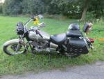 V Janově nad Nisou havaroval motorkář