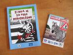 Preventivní akce Zebra se za Tebe nerozhlédne na Jablonecku