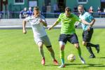Divizní utkání FK Velké Hamry - SS Ostrá
