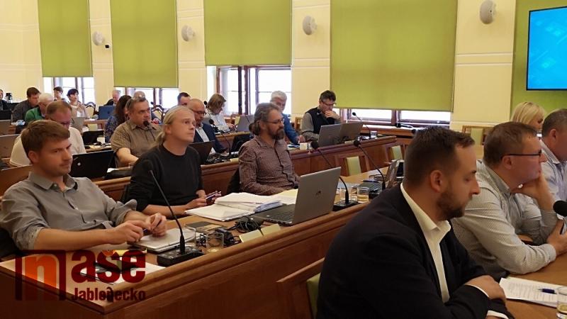 Nově zvolený primátor města Jablonec nad Nisou Jiří Čeřovský