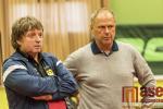 Utkání extraligy družstev ve stolní tenise SKST Euromaster Liberec - KT Praha