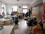 Beseda o komunitním chovu slepic v Jablonci nad Nisou