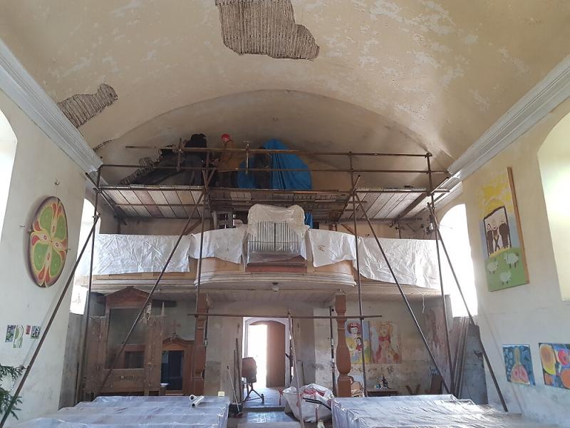 Rekonstrukce interiéru<br />Autor: Archiv KÚ Libereckého kraje