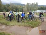 Cyklistický kurz na ZŠ Sportovní Tanvald