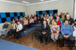 Slavnostní imatrikulace akademie pro seniory v Tanvaldě
