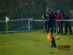 Utkání krajského přeboru Jiskra Mšeno - FK Turnov