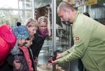 Představení pamětní medaile z cyklu Příběhy naší historie v liberecké Zoo