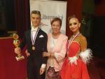 Jubilejní Podještědský pohár přilákal 190 tanečních párů