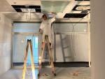 Stavba nového pavilonu v jablonecké nemocnici se blíží k závěru