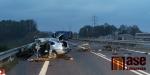 Tragická nehoda na I/13 u Liberce: Zemřeli tři lidé, z toho dvě děti