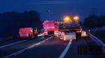 Tragická dopravní nehoda na silnici I/13 ve směru z Liberce na Mníšek