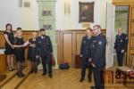 Slavnostní ocenění policistů v Tanvaldě