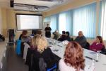Školení asistentů prevence kriminality na stanici HZS Liberec