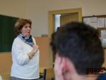 Projektové dny jabloneckého gymnázia U Balvanu zaměřené právě na události okolo 17. listopadu