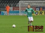 Utkání Fortuna ligy FK Jablonec - Sparta Praha