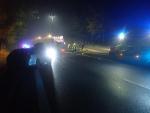 Dopravní nehoda v Novém Boru