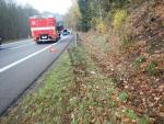 Dopravní nehoda v Jablonci nad Nisou