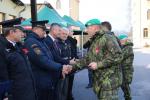 Ocenění příslušníků integrovaného záchranného systému záslužnou medailí I. a II. stupně