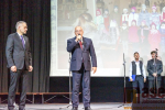 Představení 70 letá Zuška vzpomíná... v tanvaldském kině