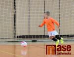 Fotbalový turnaj nejmladších přípravek v jablonecké hale