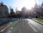 Nehoda v prostoru křižovatky jabloneckých ulic 5. května a Luční