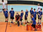 Úspěšný florbalový turnaj elévů v jablonecké hale