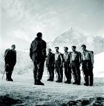 Zimní soustředění československého horolezeckého družstva, Vysoké Tatry, 1955
