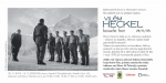Pozvánka na výstavu Viléma Heckela