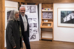 Výstava připomene fotografa a horolezce Viléma Heckela