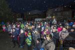Slavnostní rozsvícení vánočního stromu v Tanvaldě