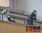 Utkání první ligy basketbalistek Bižuterie Jablonec - Sokol Pečky
