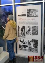 Výstava fotografií Viléma Heckela v Domě Jany a Josefa V. Scheybalových